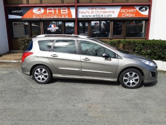<strong>PEUGEOT 308 SW</strong><br/>1.6 HDi92 FAP Active