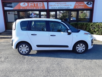 <strong>CITROEN C3 PICASSO</strong><br/>1.6 HDi90 Attraction