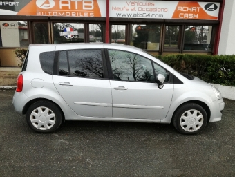 <strong>RENAULT MODUS</strong><br/>1.5 dCi 105ch Expression