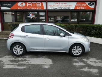 <strong>PEUGEOT 208</strong><br/>1.4 HDi FAP Active 5p