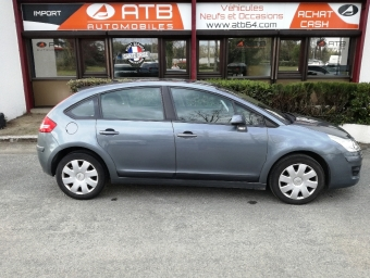 <strong>CITROEN C4</strong><br/>1.6 HDi92 Confort (2008A)