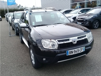 <strong>DACIA DUSTER</strong><br/>1.5 dCi 110ch FAP Ambiance 4X2