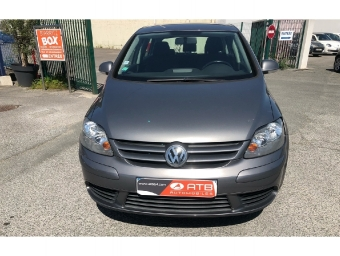 <strong>VOLKSWAGEN GOLF PLUS</strong><br/>1.9 TDI 105ch United