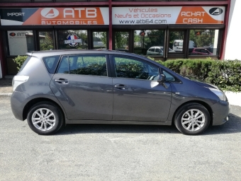<strong>TOYOTA VERSO</strong><br/>126 D-4D FAP SkyView Edition 7 places (2011A)