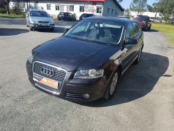 <strong>AUDI A3 SPORTBACK</strong><br/>1.9 TDI 105ch Ambiente (2006A)
