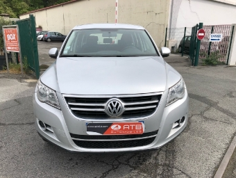 <strong>VOLKSWAGEN TIGUAN</strong><br/>2.0 TDI 140ch FAP Sportline 4Motion (2010A)