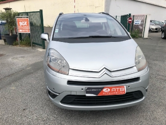 <strong>CITROEN GRAND C4 PICASSO</strong><br/>1.6 HDi110 FAP Exclusive 7pl