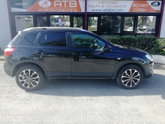 <strong>NISSAN QASHQAI</strong><br/>1.5 dCi 110ch FAP Connect Edition
