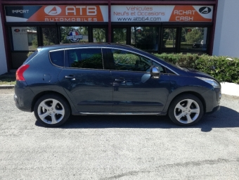 <strong>PEUGEOT 3008</strong><br/>1.6 HDi112 FAP Féline BMP6