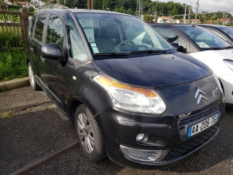 <strong>CITROEN C3 PICASSO</strong><br/>1.6 VTi Exclusive (2009A)