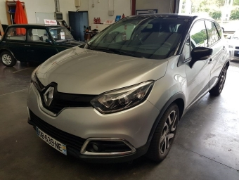 <strong>RENAULT CAPTUR</strong><br/>1.5 dCi 90ch Stop&Start energy Zen eco² (2013A)