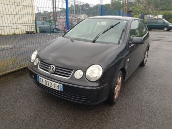 <strong>VOLKSWAGEN POLO</strong><br/>1.2 65ch Trend 3p (2005A)