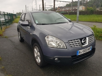 <strong>NISSAN QASHQAI</strong><br/>1.5 dCi 106ch Acenta (2010A)