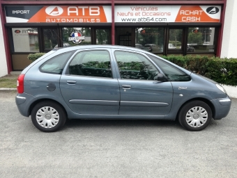 <strong>CITROEN PICASSO</strong><br/>1.6 HDi92 (2008A)