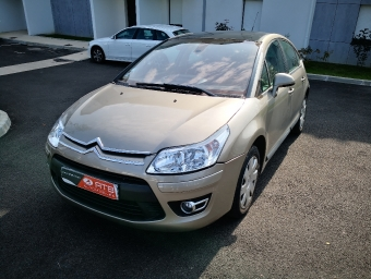 <strong>CITROEN C4</strong><br/>1.6 HDi92 Collection (2009A)