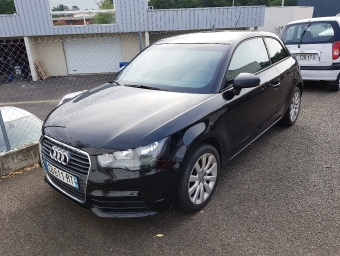 <strong>AUDI A1</strong><br/>1.6 TDI 90ch FAP Attraction