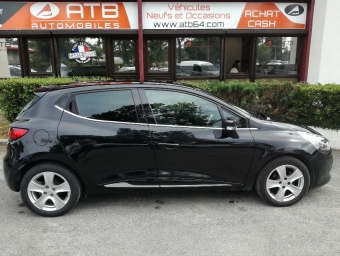 <strong>RENAULT CLIO</strong><br/>1.5 dCi 90ch Intens eco²