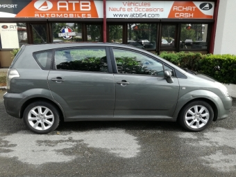 <strong>TOYOTA COROLLA VERSO</strong><br/>136 D-4D Sol 5 places (2006A)