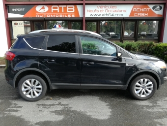 <strong>FORD KUGA</strong><br/>2.0 TDCi 136ch FAP Titanium