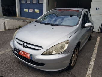 <strong>PEUGEOT 307</strong><br/>2.0 HDi110 XSi 5p (2002A)