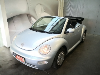 <strong>VOLKSWAGEN BEETLE CAB</strong><br/>1.9 TDI 100ch