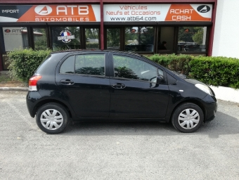 <strong>TOYOTA YARIS</strong><br/>69 VVT-i France 5p