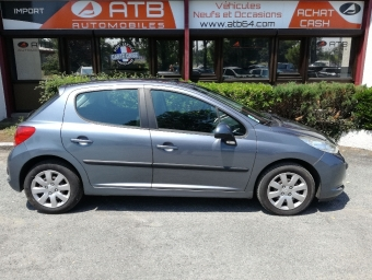 <strong>PEUGEOT 207</strong><br/>1.6 HDi90 Trendy 5p