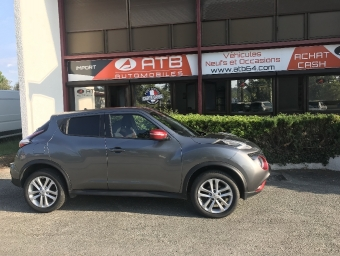 <strong>NISSAN JUKE</strong><br/>1.5 dCi 110ch FAP Stop&Start System Acenta (2015A)