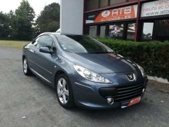 <strong>PEUGEOT 307 CC</strong><br/>2.0 HDi136 Sport Pack FAP (2007A)