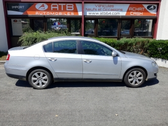 <strong>VOLKSWAGEN PASSAT</strong><br/>1.9 TDI 105ch Confort