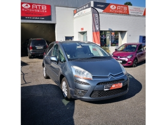 <strong>CITROEN C4 PICASSO</strong><br/>1.6 HDi110 FAP Pack Ambiance (2010A)