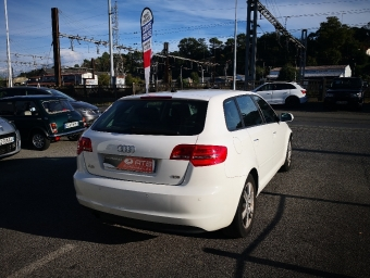 <strong>AUDI A3 SPORTBACK</strong><br/>2.0 TDI 140ch Start/Stop Business line S- tronic