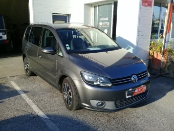 <strong>VOLKSWAGEN TOURAN</strong><br/>1.6 TDI 105 FAP Confortline