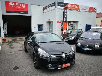 <strong>RENAULT CLIO</strong><br/>IV dCi 90 eco2 Business EDC