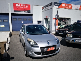 <strong>RENAULT SCENIC</strong><br/>III dCi 105 eco2 Authentique