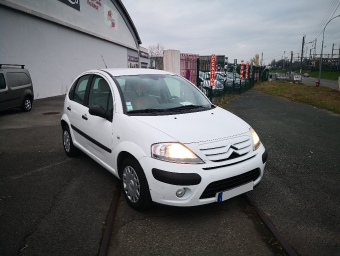 <strong>CITROEN C3</strong><br/>1.4 HDi Pack Clim Sensodrive