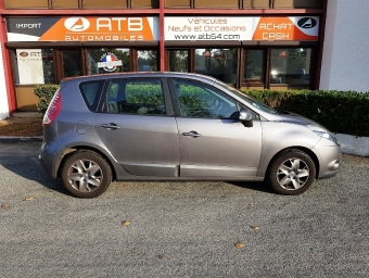 <strong>RENAULT SCENIC III BUSINESS</strong><br/>dCi 130 FAP eco2 Business Energy