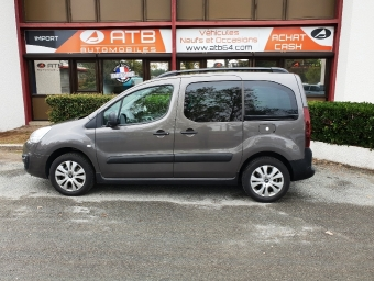<strong>CITROEN BERLINGO</strong><br/>BlueHDi 100ch Feel