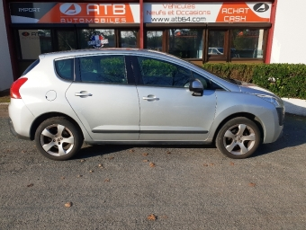 <strong>PEUGEOT 3008</strong><br/>1.6 HDi110 FAP Premium