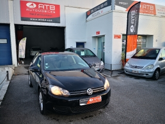 <strong>VOLKSWAGEN GOLF</strong><br/>2.0 TDI 140ch FAP Confortline 5p (2011A)