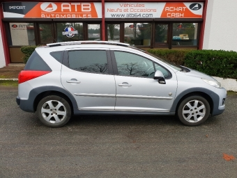 <strong>PEUGEOT 207 SW</strong><br/>1.6 HDi92 FAP Outdoor