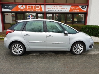 <strong>CITROEN C4 PICASSO</strong><br/>1.6 HDi110 FAP Rossignol