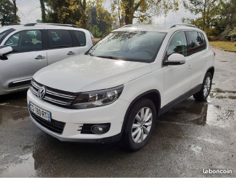 <strong>VOLKSWAGEN TIGUAN</strong><br/>2.0 TDI 140ch BlueMotion Technology FAP