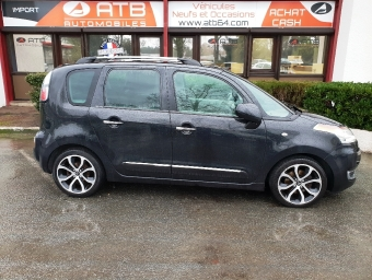 <strong>CITROEN C3 PICASSO</strong><br/>1.6 HDi110 FAP Exclusive (2010A)