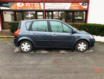 <strong>RENAULT SCENIC</strong><br/>1.5 dCi 105ch Latitude eco²