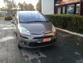 <strong>CITROEN C4 PICASSO</strong><br/>2.0 HDi138 FAP Exclusive BMP6