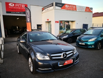 <strong>MERCEDES CLASSE C COUPE</strong><br/>220 CDI 7GTronic (2012A)
