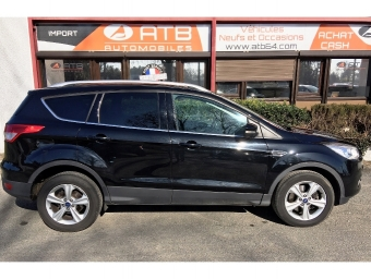 <strong>FORD KUGA</strong><br/>2.0 TDCi 140ch FAP Titanium (2014A)