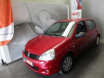 <strong>RENAULT CLIO</strong><br/>1.5 dCi 65 eco2 Campus.Com