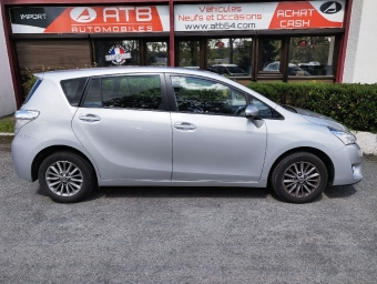 <strong>TOYOTA VERSO 2016</strong><br/>Verso 132 VVT-i Dynamic